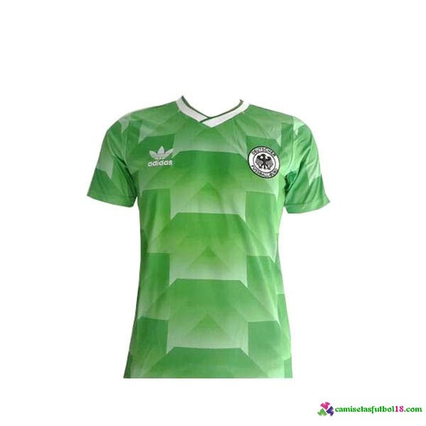 Camiseta 1ª Kit Alemania Retro 1988